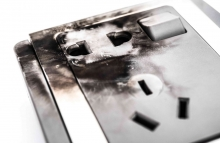 https://www.shutterstock.com/image-photo/burnt-out-electric-socket-close-on-411640105