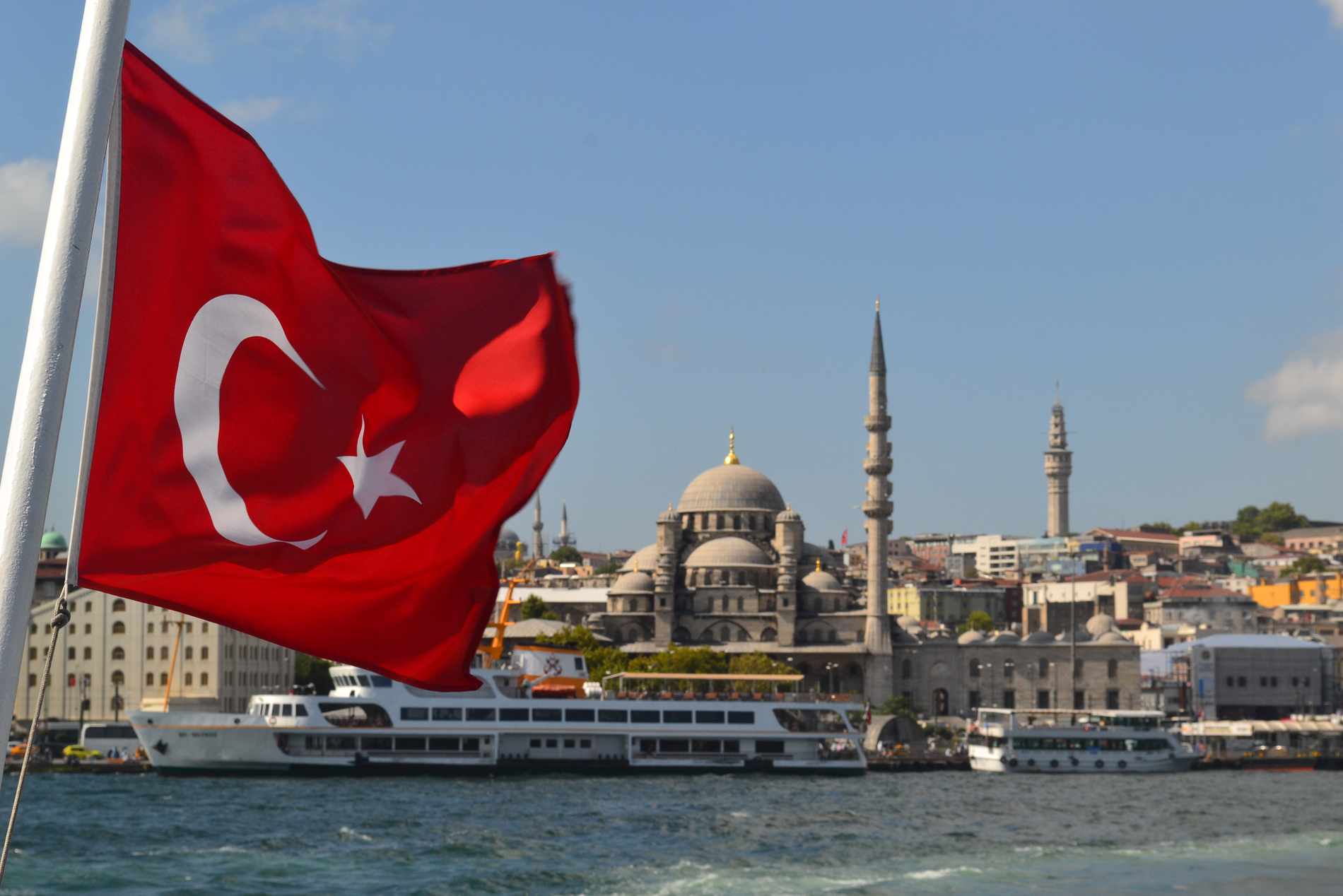 Turkey Plans to Present Law on Cryptocurrencies in October: Report