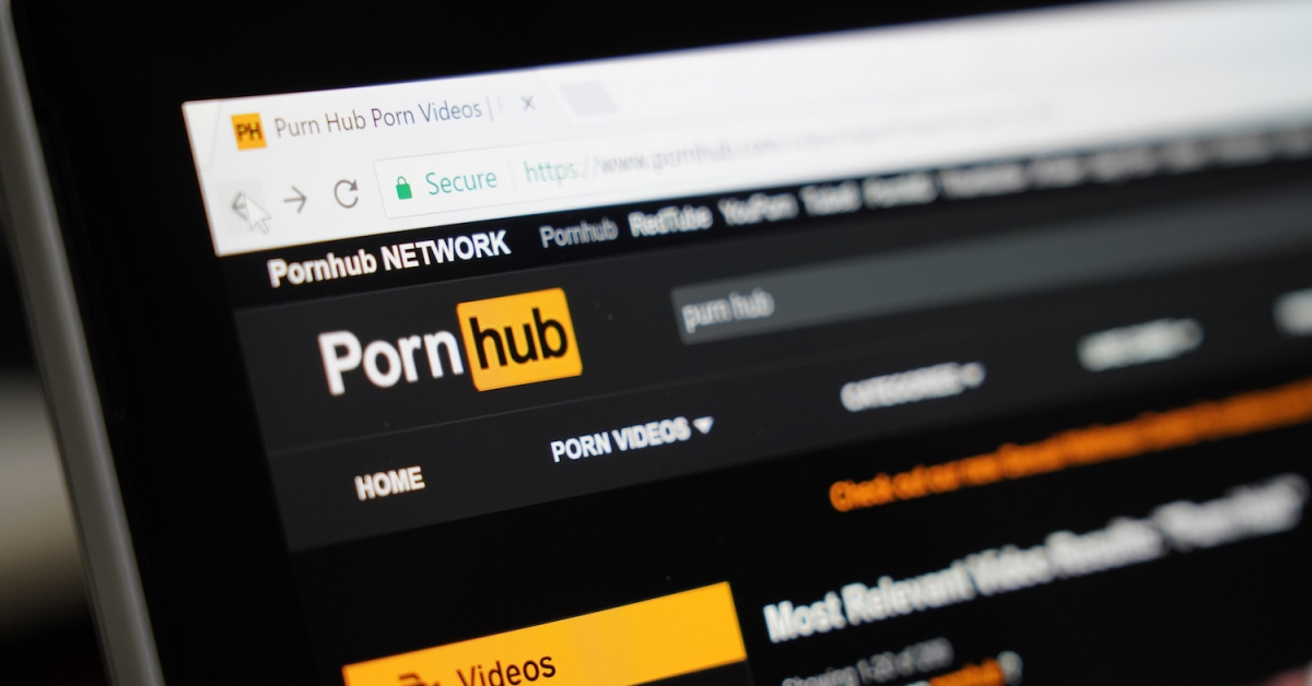 Pornhub Now Accepts XRP, DOGE, BNB and USDC