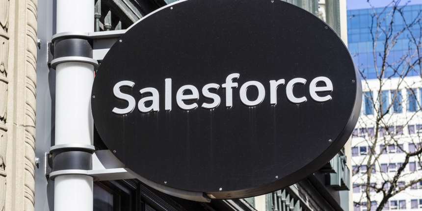 Salesforce Among 12 New Members to Join Blockchain Research Institute