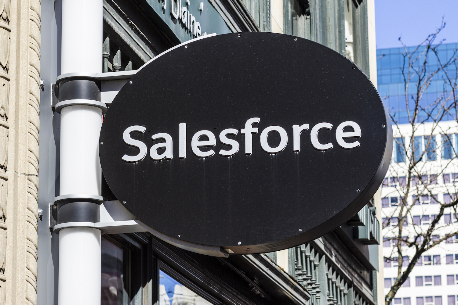 Salesforce Among 12 New Members to Join Blockchain Research Institute - CoinDesk