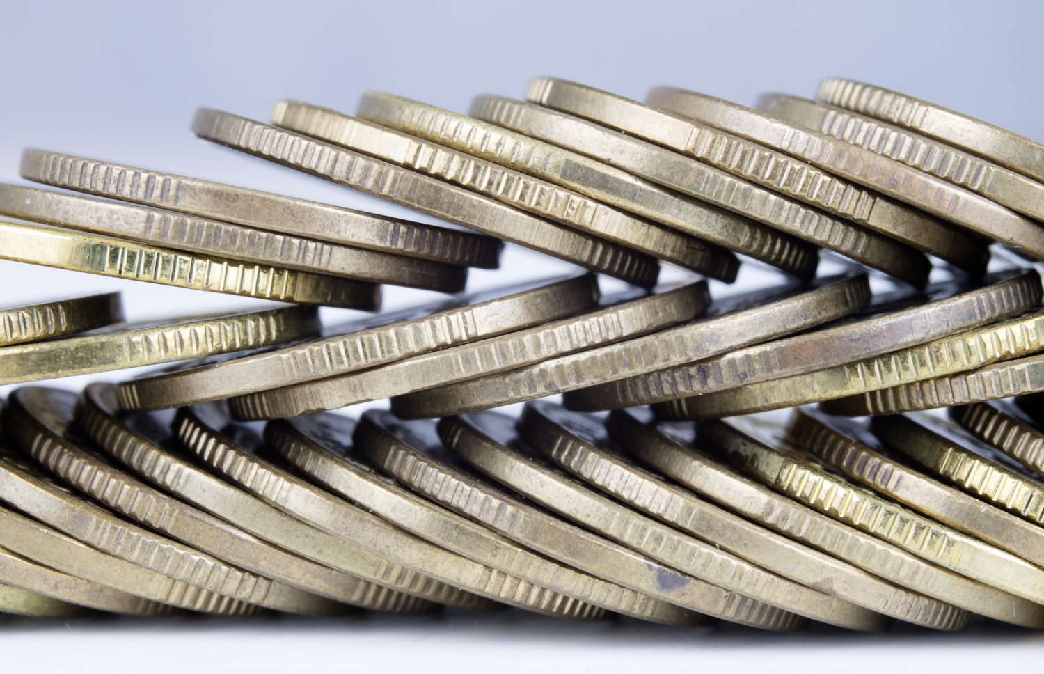 coins, stack