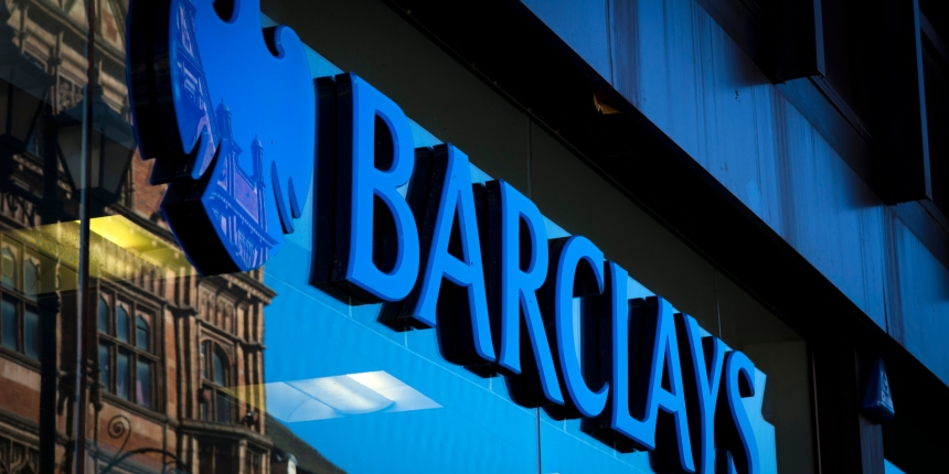 Barclays Leads $5 5 Million Round for Blockchain Business