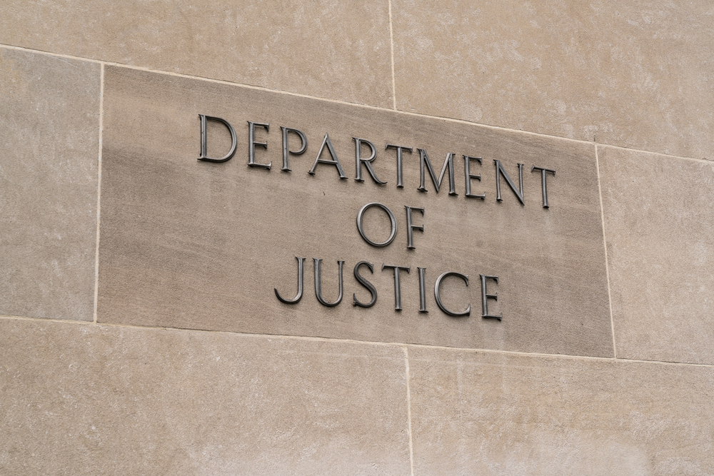 DOJ Charges Crypto Seller for Operating Unlicensed Money Transmitting Business