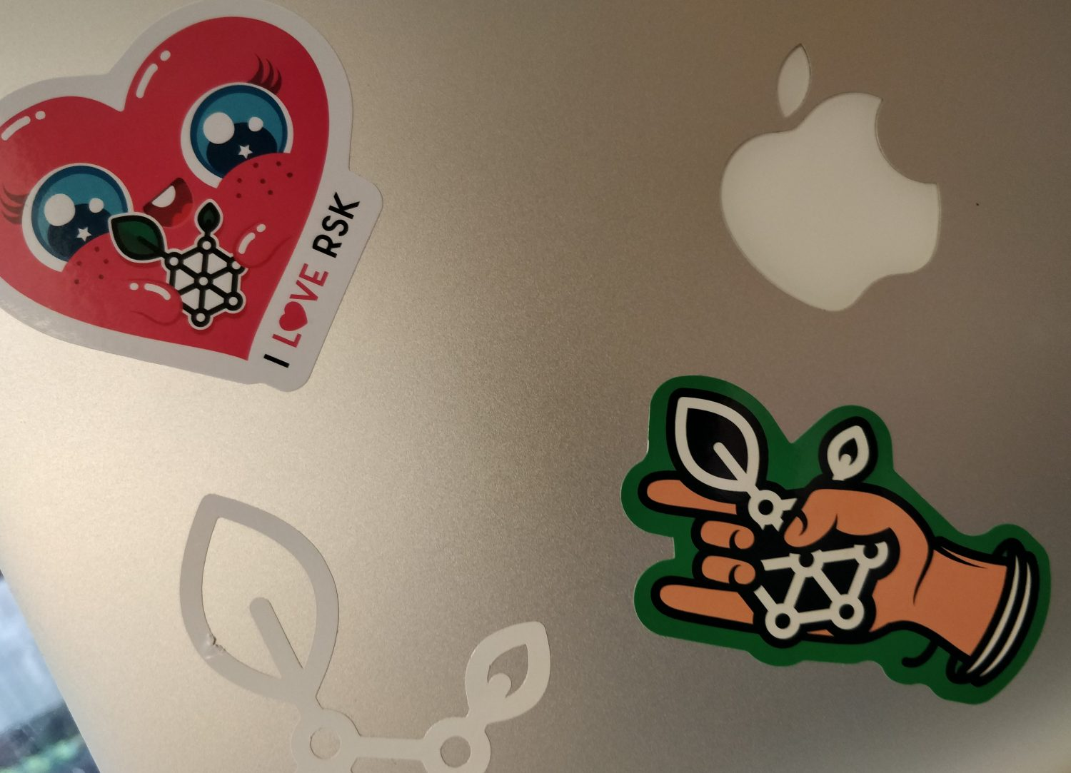 RSK, stickers