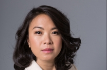 Christine Moy of JPMorgan Chase, photo by Jena Cumbo, courtesy of JPM