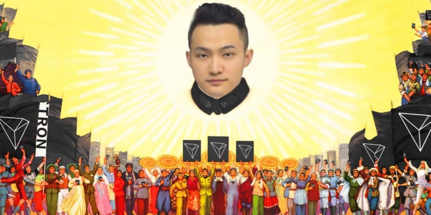 Tron CEO Justin Sun Wants to Hire You to Organize His House