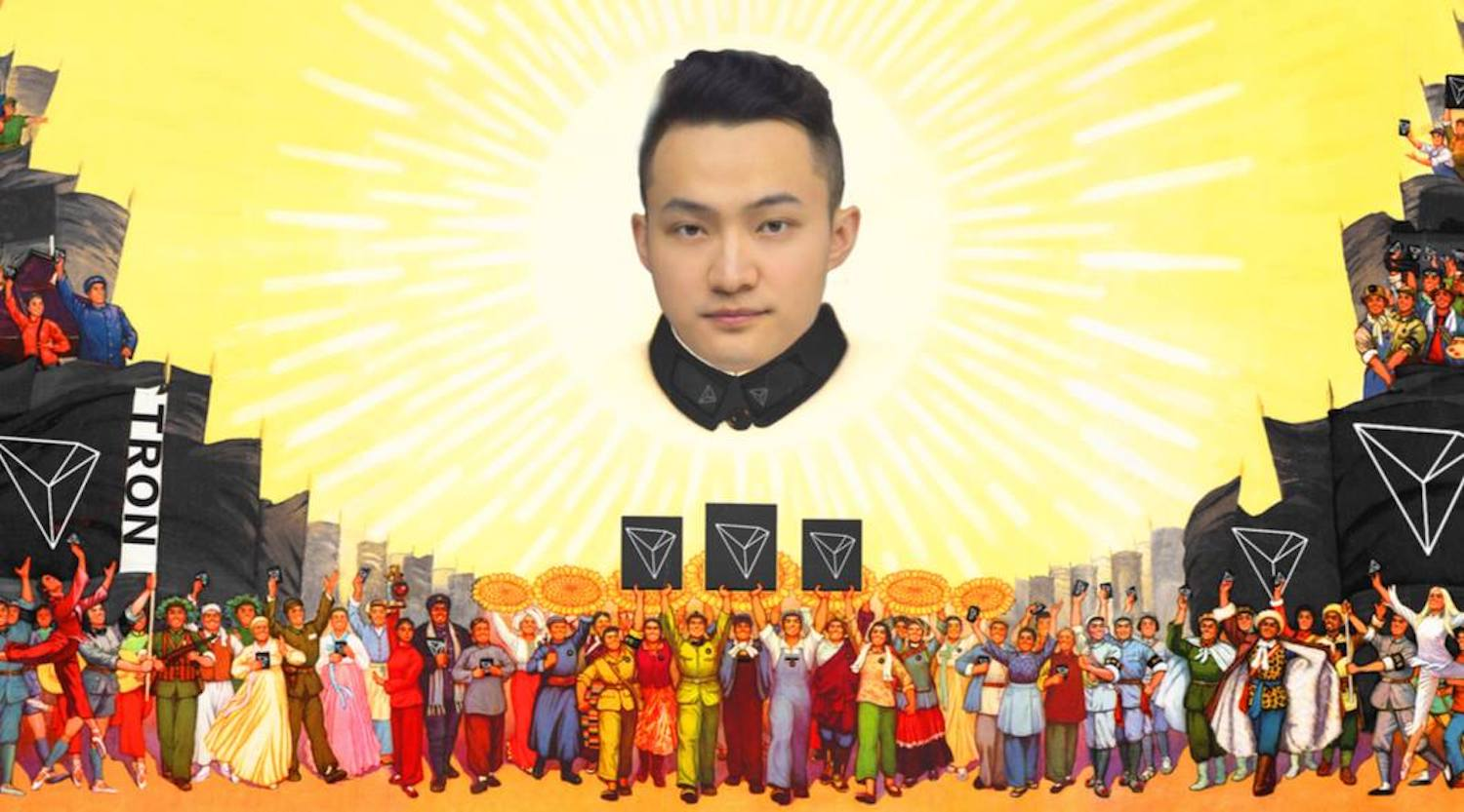 Tron CEO Justin Sun Wants to Hire You to Organize His House thumbnail