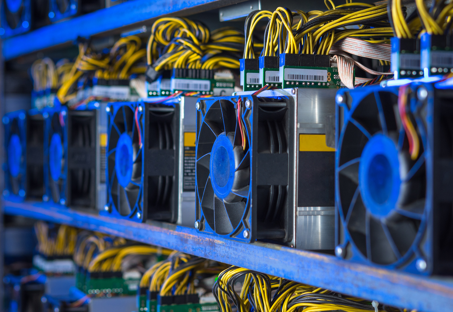 cryptocurrency mining climate change