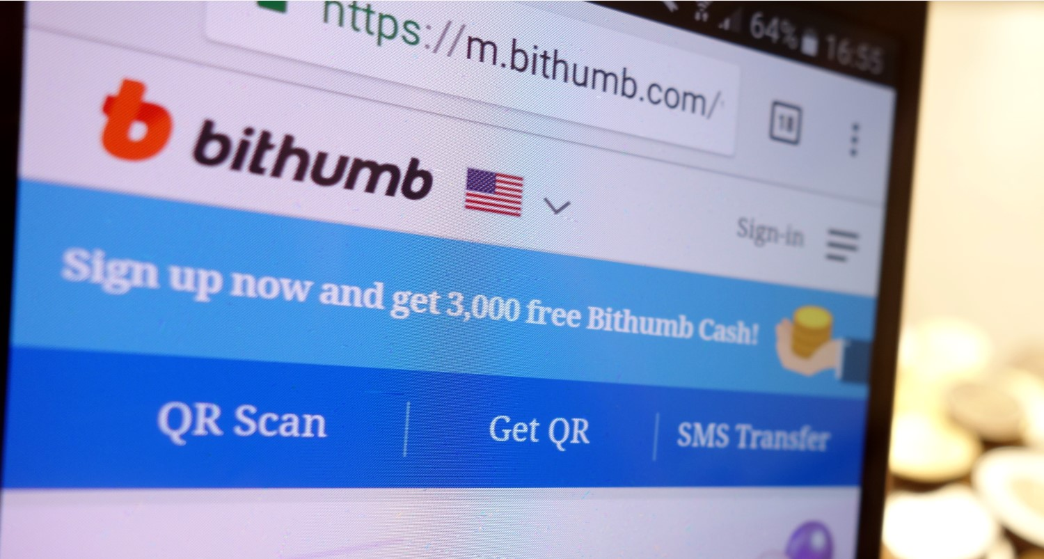 ccec28c5a5bf Techmeme  South Korean crypto exchange Bithumb says around  13M in the EOS  cryptocurrency has been stolen in a hack it suspects was an insider job  (Wolfie ...