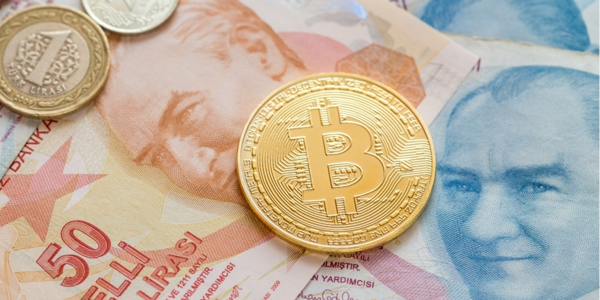 Bitcoin Price Hits 7-Month High Against Turkish Lira - CoinDesk