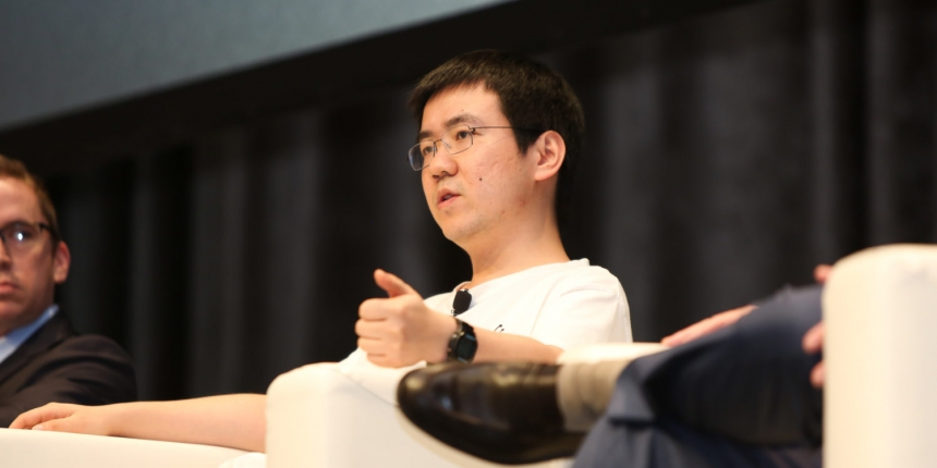 Bitmain Ceo Announces New 7nm Bitcoin Mining Chip Coindesk -
