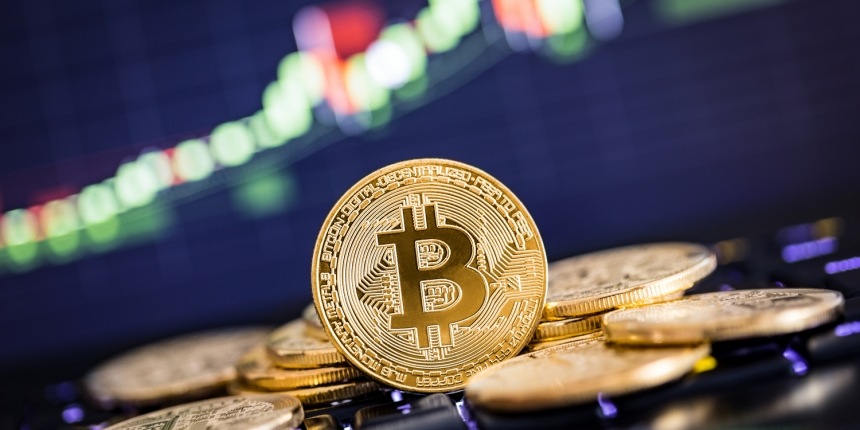 Bitcoin surpasses $9,000 setting another yearly record