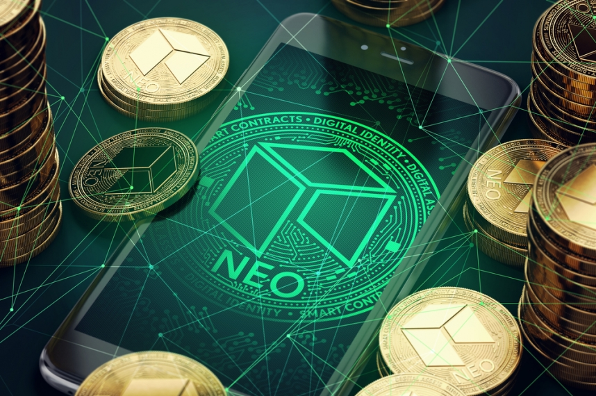 neo transactions per second