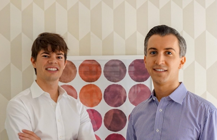 Everbloom co-founders Scott Pirrello and Andrew Rollins