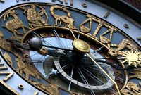 astrological, clock