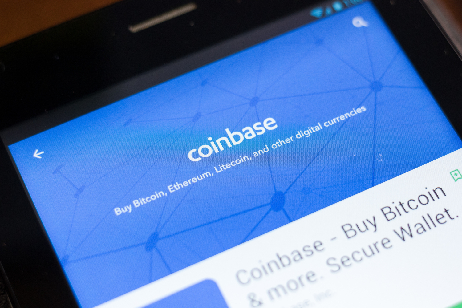 coinbase great britain
