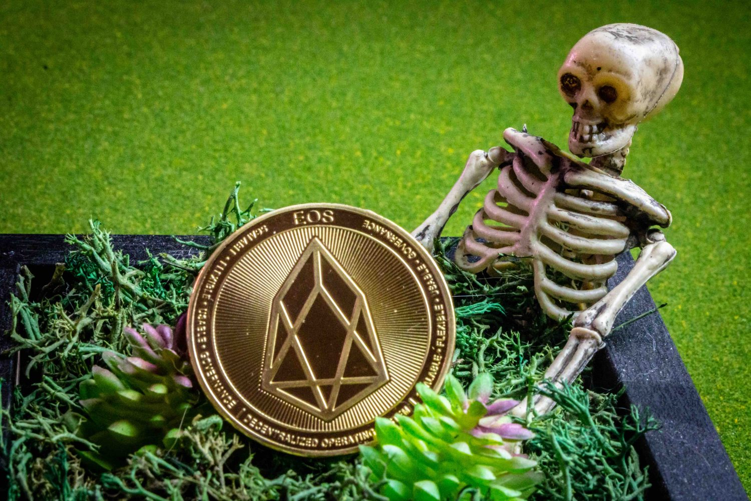 how to mine eos cryptocurrency