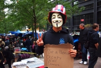 occupy wall street guy fawkes
