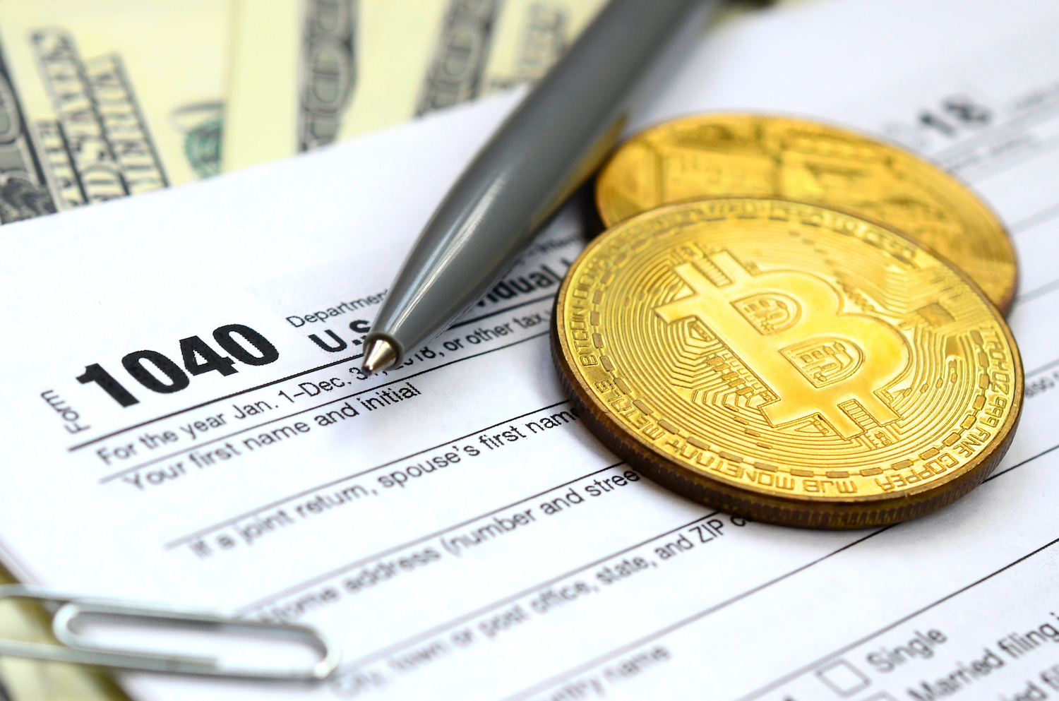 cryptocurrency and taxes irs