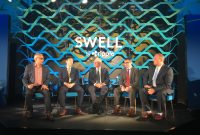 Swell 2018 digital asset adoption panel