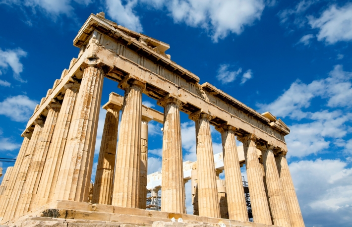 Pixabay. https://pixabay.com/en/greece-palace-parthenon-iconic-1594689/