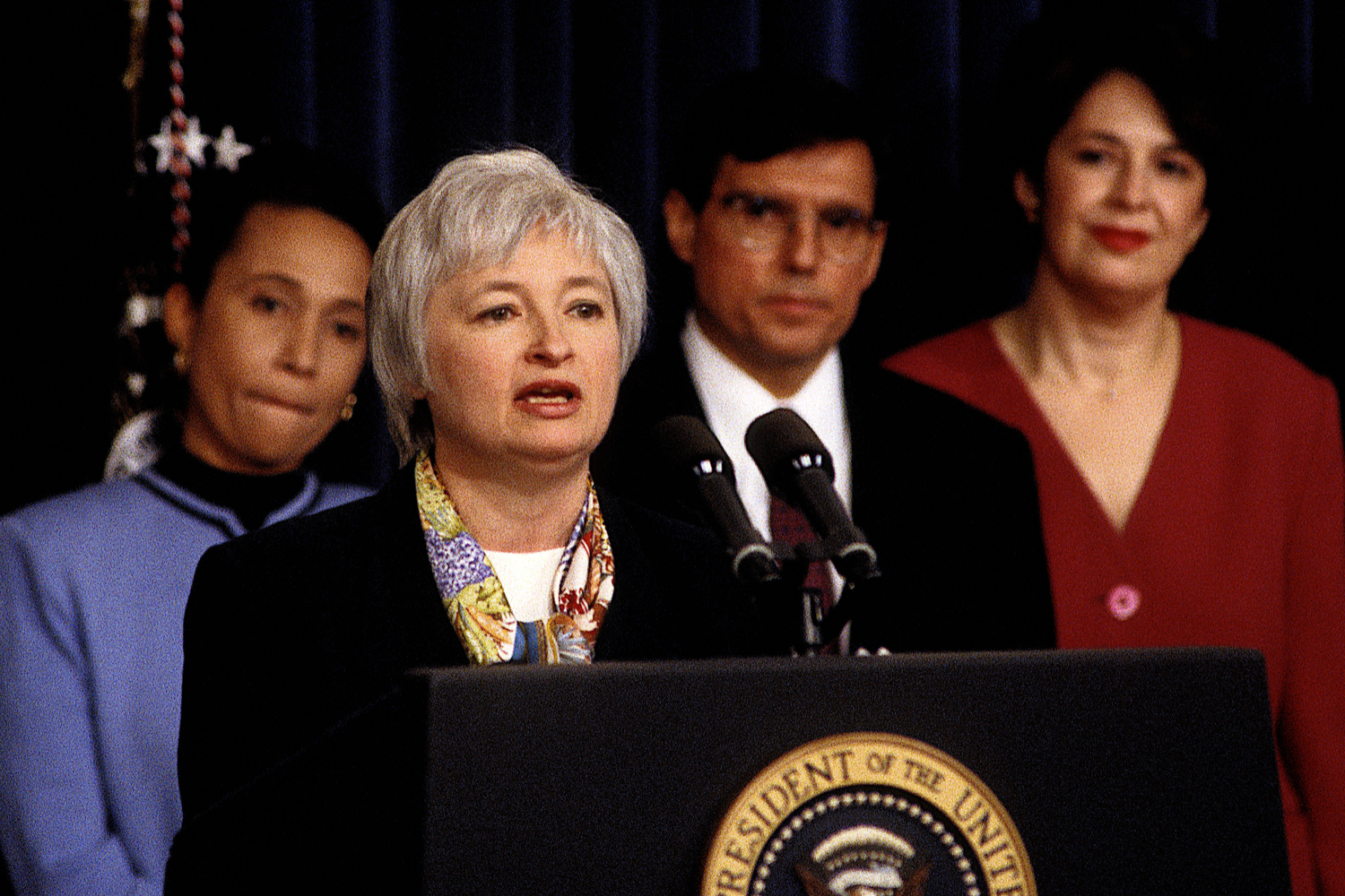 Former Fed Chair Janet Yellen Is Now a Bitcoin Owner - CoinDesk