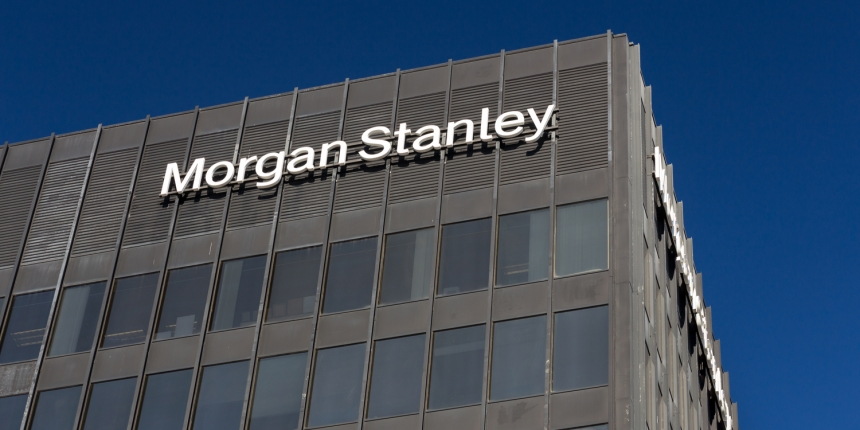 Morgan Stanley Report Says Crypto Now An Institutional Asset Class