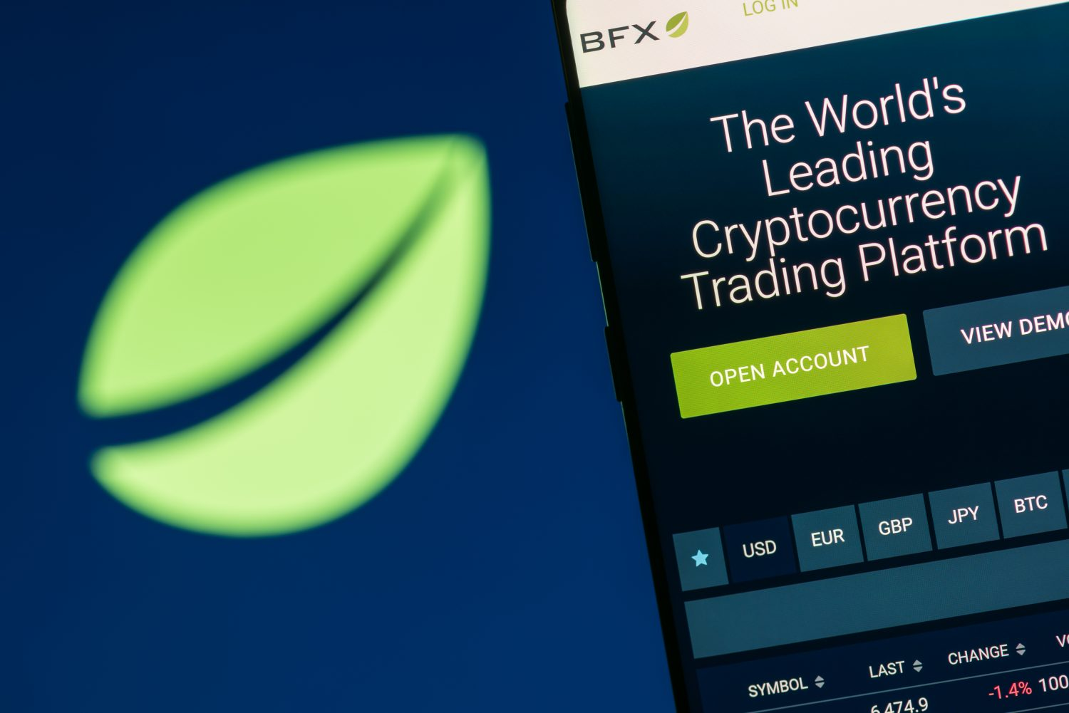 Bitfinex Will List Its New Exchange Token Starting Monday
