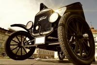 model t, ford