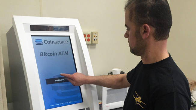 bitcoin machine price in south africa