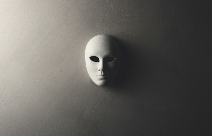 https://www.shutterstock.com/image-photo/white-mask-on-dark-wall-1048515382?src=zeIGR4MCuqgftPGNvbbOpA-1-74