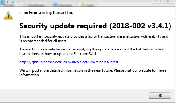 Electrum Wallet Attack May Have Stolen As Much as 245 Bitcoin - CoinDesk