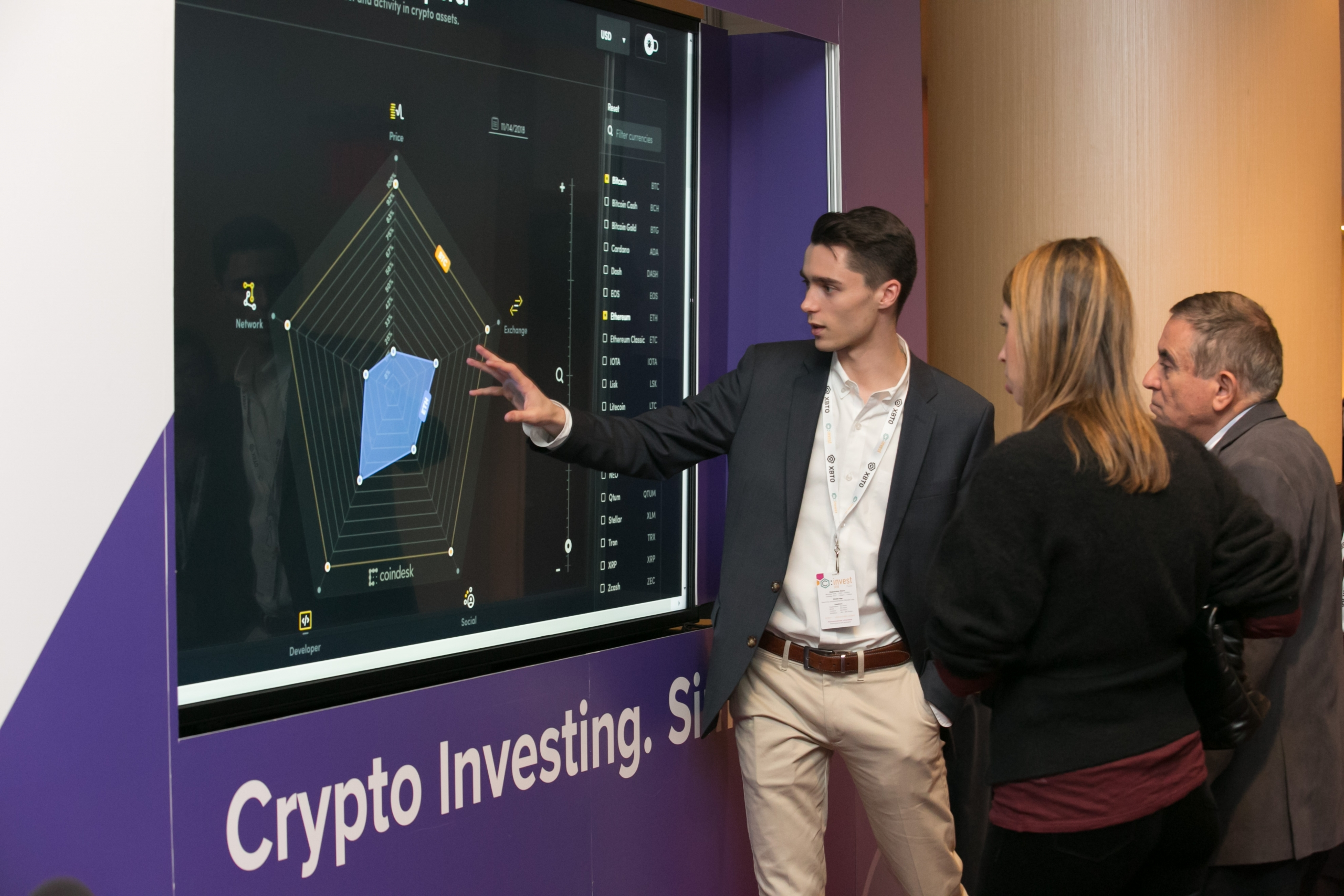 cryptocurrency where will institutional money go