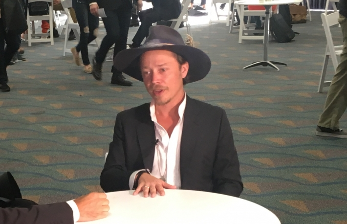 Brock Pierce Served Court Papers for Fraud Lawsuit at His Own Presidential Campaign Rally