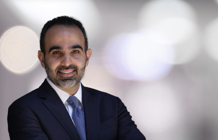 Image of CEO Farzam Ehsani via VALR