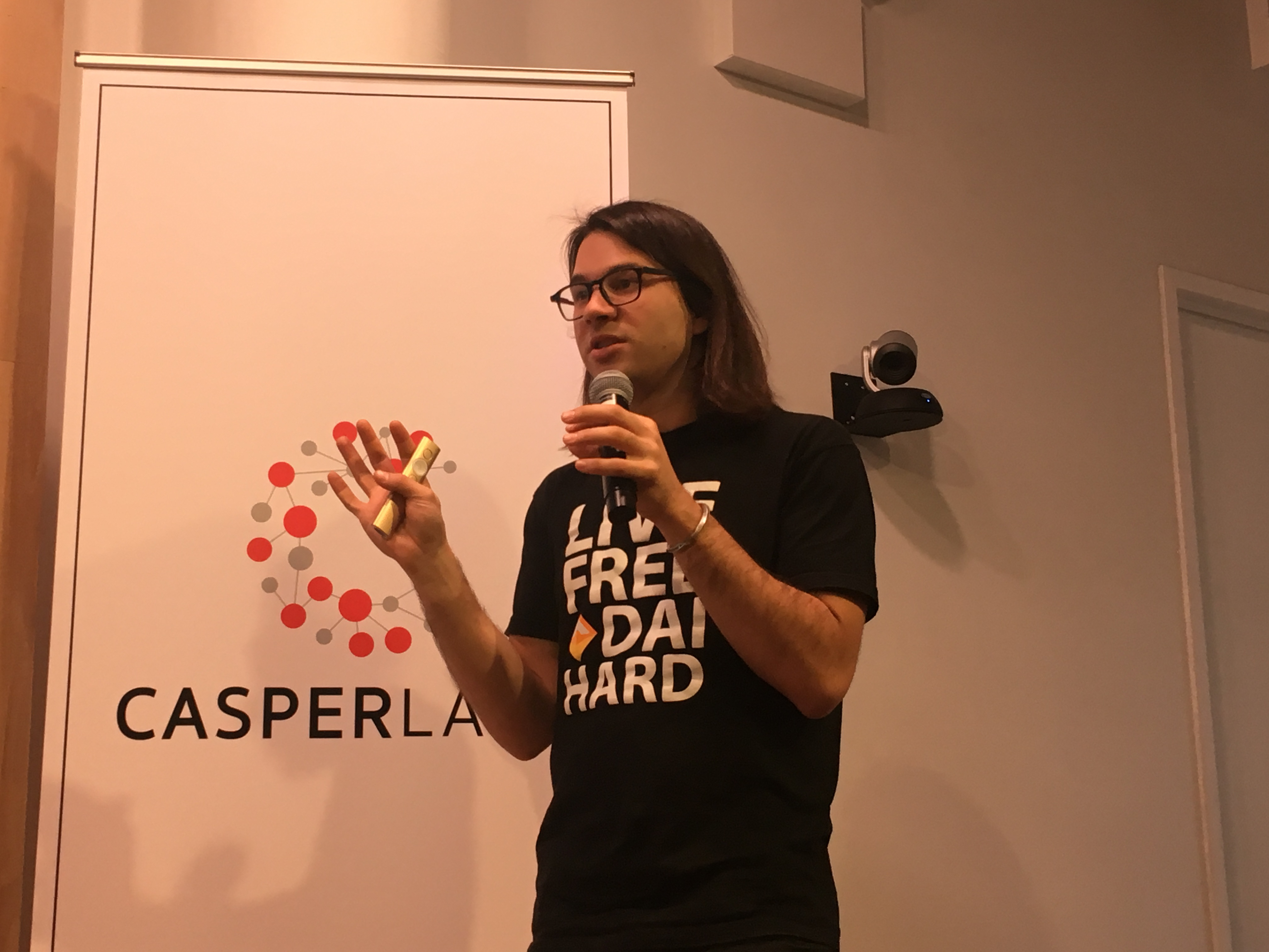 CasperLabs Is Building a PoS Blockchain With Help from Ethereum's Vlad Zamfir thumbnail