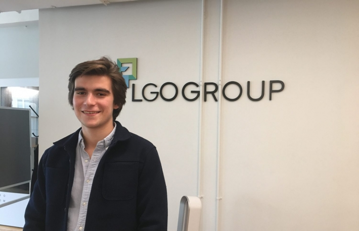 Hugo Renaudin, CEO of LGO Markets