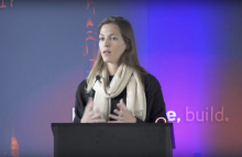 Bancor co-founder Galia Benartzi image via YouTube