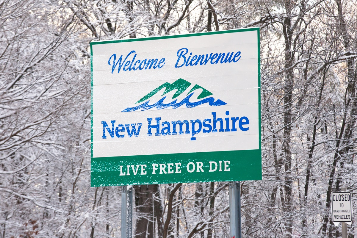Crypto Tax Bill Clears First Hurdle in New Hampshire Legislature