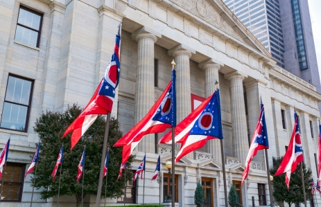 https://www.shutterstock.com/image-photo/ohio-state-flags-capital-capitol-square-1141302074