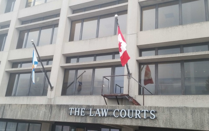 Nova Scotia Supreme Court image by Nikhilesh De for CoinDesk