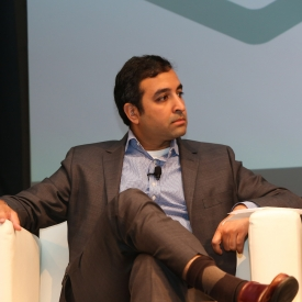 Image of Kiran Raj, Chief Strategy Officer at Bittrex, via CoinDesk archives