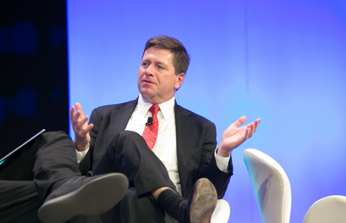 SEC Chairman Jay Clayton Stepping Down at End of Year