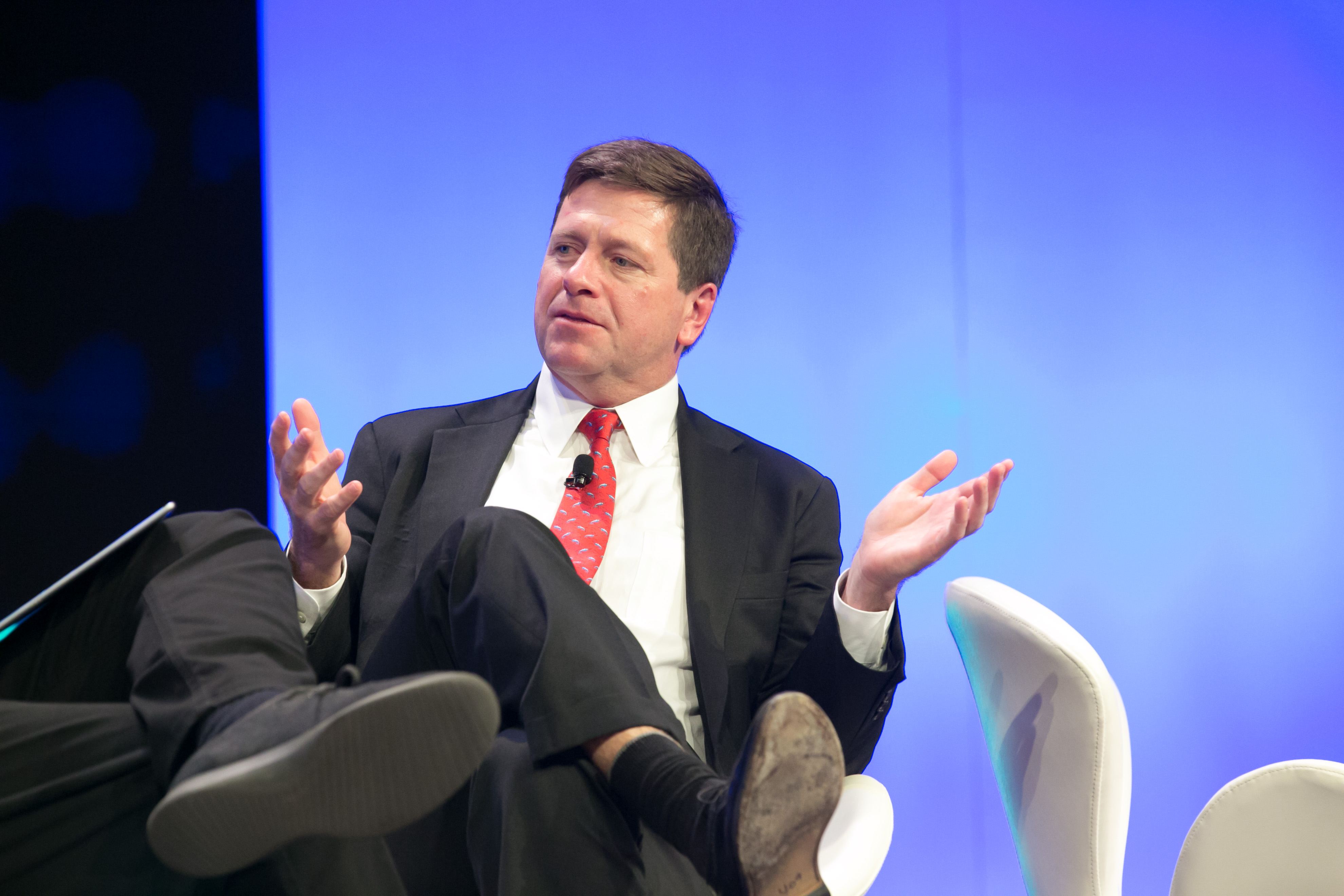 SEC Chair Clayton Affirms Agency's Stance Ether Is No Longer a Security