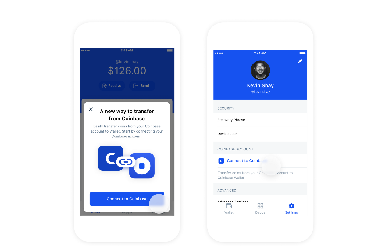 Coinbase com Users Can Now Send Crypto Directly to Firm's Wallet App