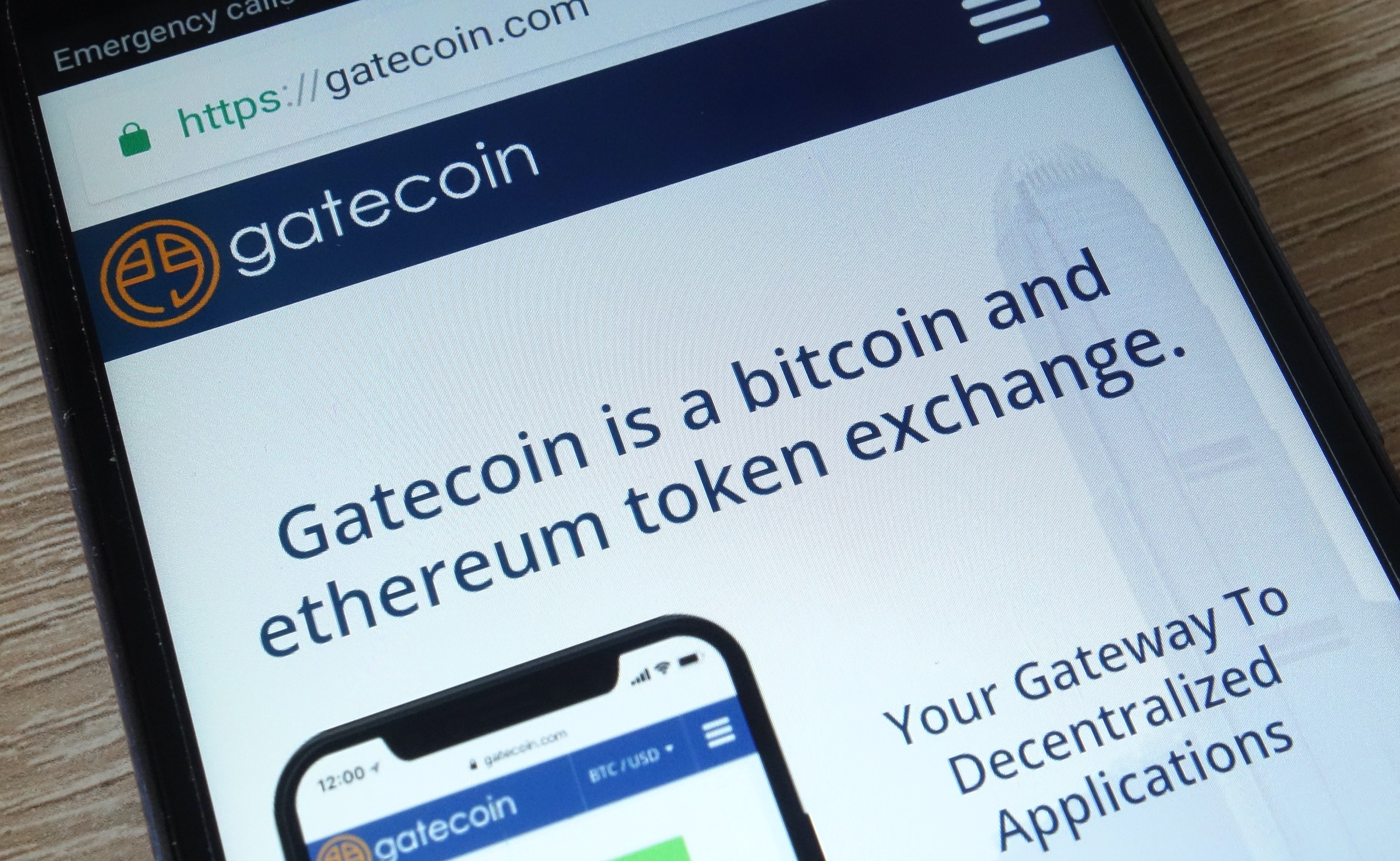 Gatecoin Crypto Exchange to Shut Down on Court's Orders thumbnail