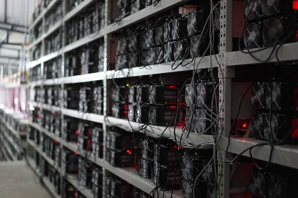 can you get a business loan for cryptocurrency mining