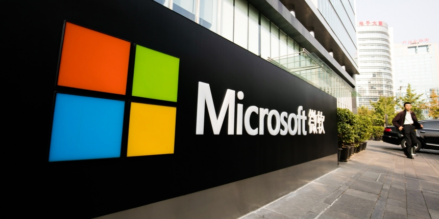 Microsoft photo by Shutterstock.