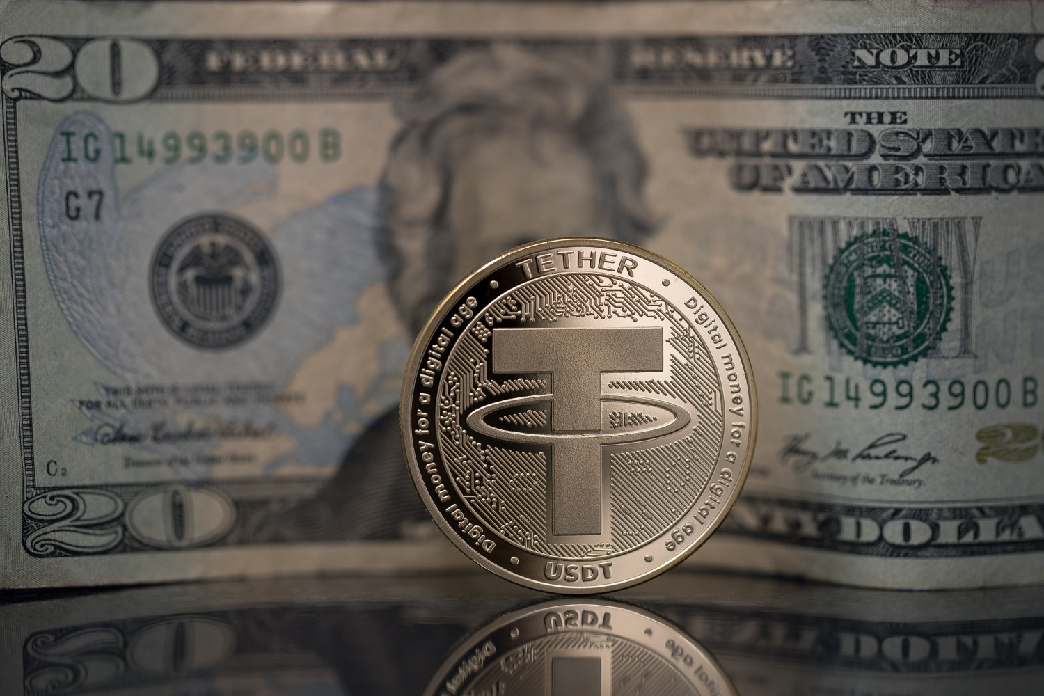 Tether Says Its USDT Stablecoin May Not Be Backed By Fiat Alone